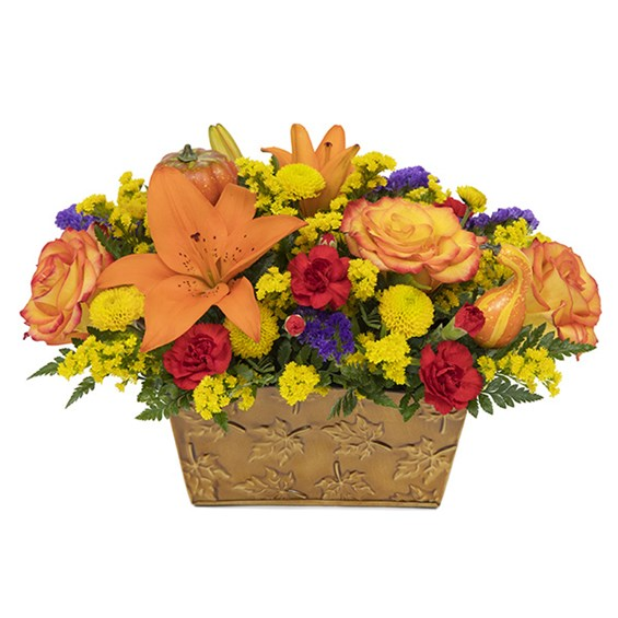 fall-florals-with-embossed-leaf-container