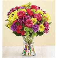 It's-Your-Day-Bouquet-is-a-beautiful-birthday-flower-arrangement